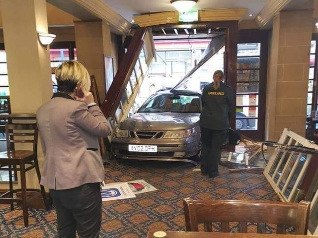 When Will Dewsbury Wetherspoons Re Open After Saturdays Car