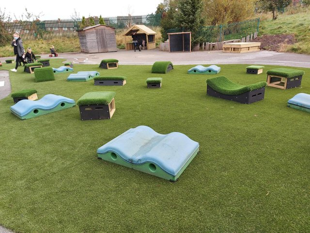 Investment at Dewsbury school provides new classrooms and playground