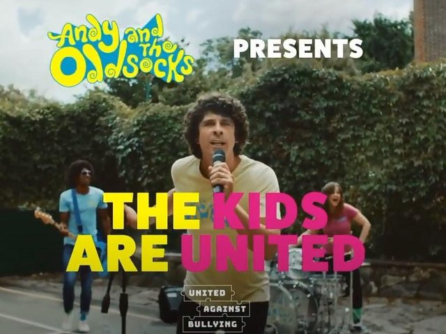 Anyone who knows CBeebies will know all about Andy and his band, The Odd Socks.