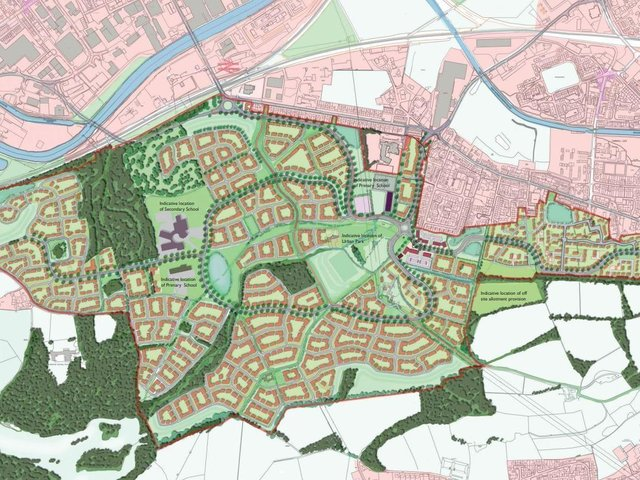 Dewsbury Riverside Design. Image: Kirklees Council