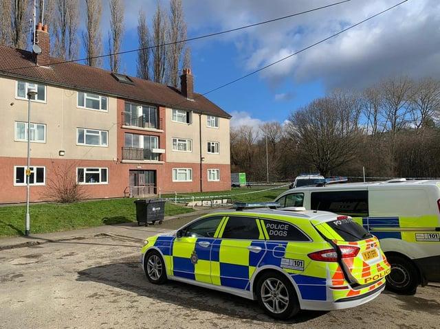 Police seized 330,000 round of ammunition in Leeds