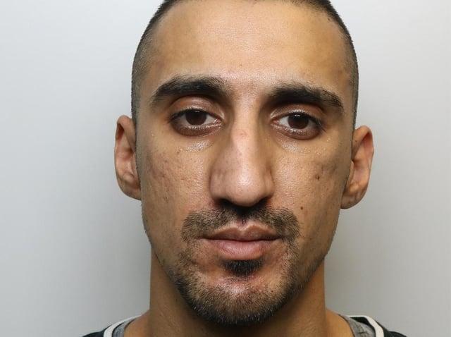 Rizwan Attaullah was a heroin dealer who showed no remorse, a court heard.