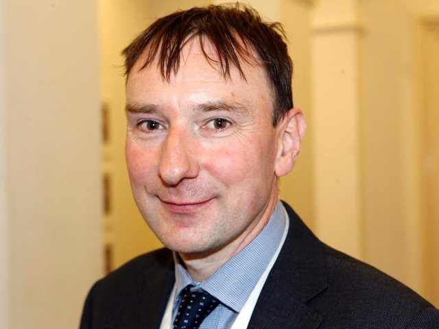 Richard Parry, Director for Commissioning, Public Health and Adult Social Care at Kirklees Council.