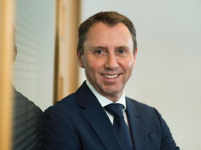 Paul Smith, CEO of Morses Club