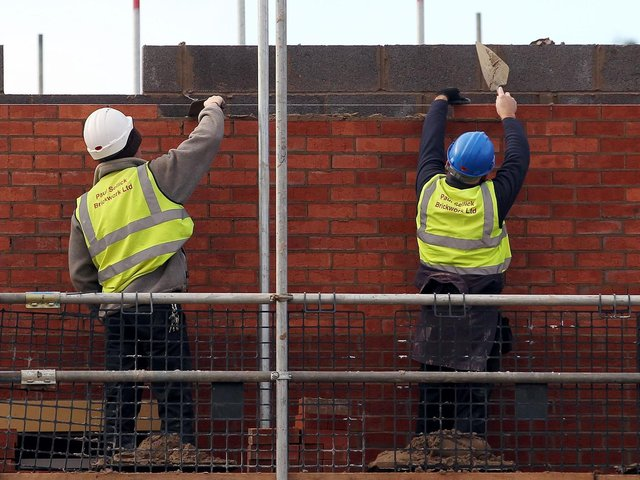 Developers could be offered financial support to build on eyesore sites