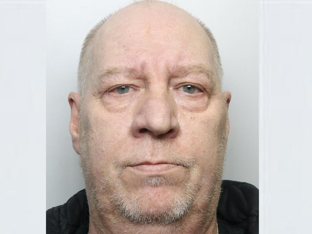 Clive Pinchers from Dewsbury has been jailed