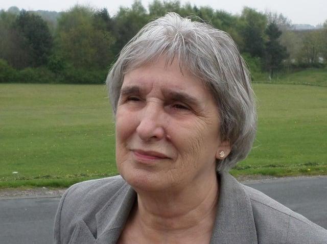 Councillor Viv Kendrick, Cabinet member for Children