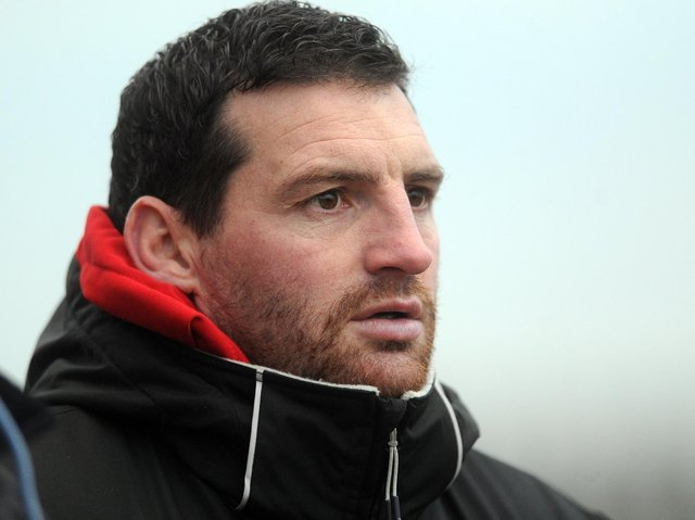 UNDER-COOKED: Dewsbury Rams head coach Lee Greenwood feels every side would prefer to be more prepared for the competitive campaign.