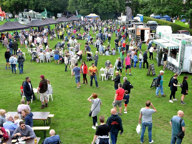 Mirfield Agricultural Show has been cancelled for a second successive year