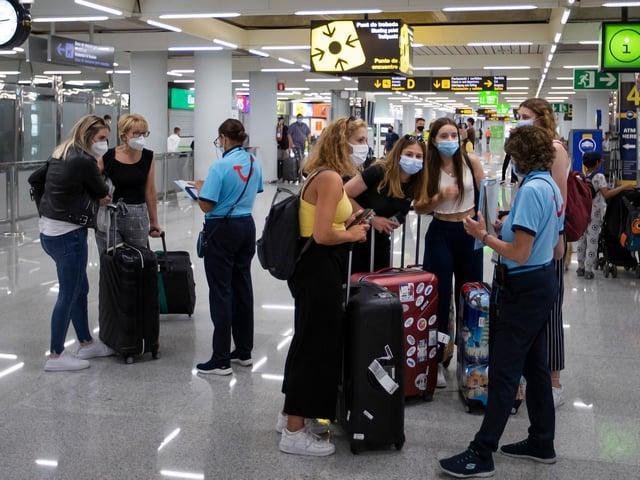 Palma de Mallorca: Hopefully busy again soon. Photo: Getty Images