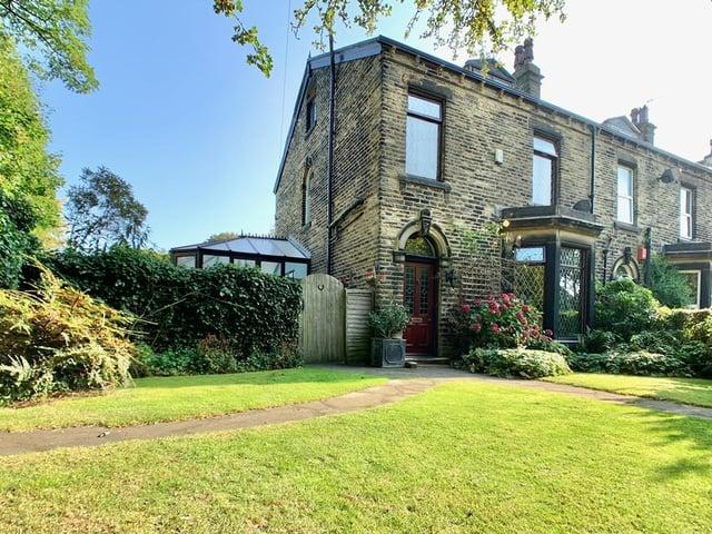 Family home for sale on Grosvenor Road, Batley