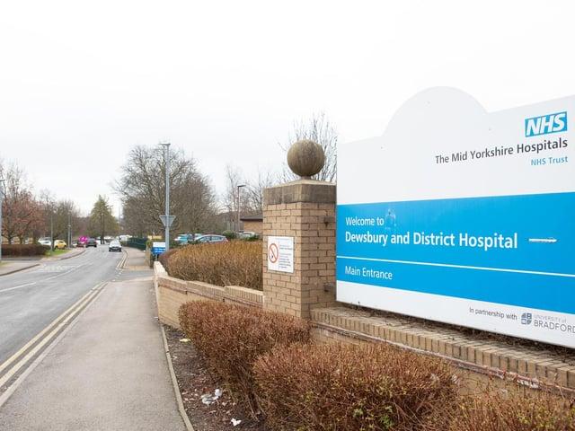 Dewsbury and District Hospital