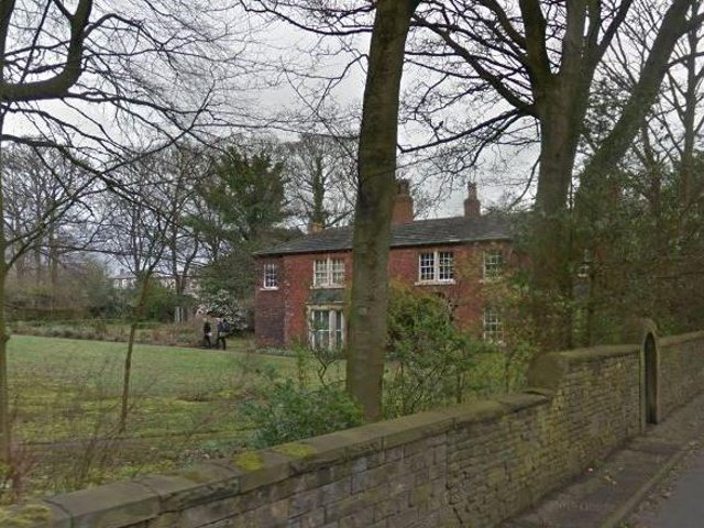 The former Red House Museum in Gomersal has links with the Brontes.