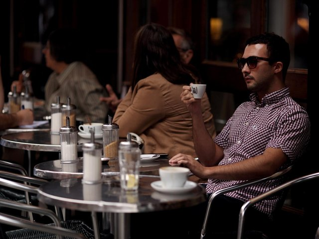 Drink coffee after breakfast, not before. Photo: Getty Images