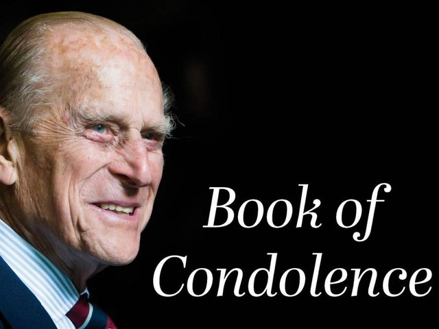 Prince Philip: Sign our Book of Condolence for the Duke of Edinburgh