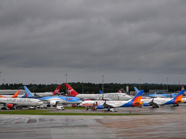 INTERNATIONAL TRAVEL: The ban will not be lifted before May 17. Photo: Getty Images