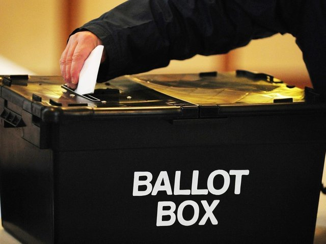 Voters will go the polls in the Kirklees Council elections on Thursday, May 6