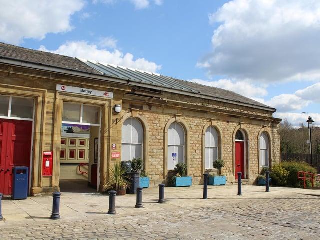 Batley Train Station