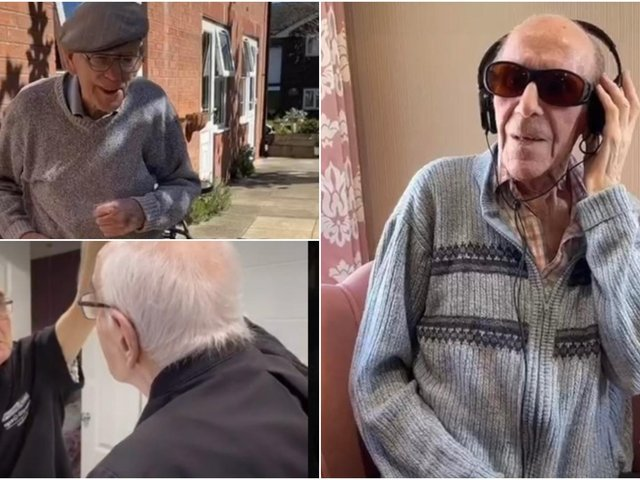 Since launching their account just two weeks ago, residents at care home have amassed over 58,000 followers, receiving a combined total of over 982,000 likes across their videos.
