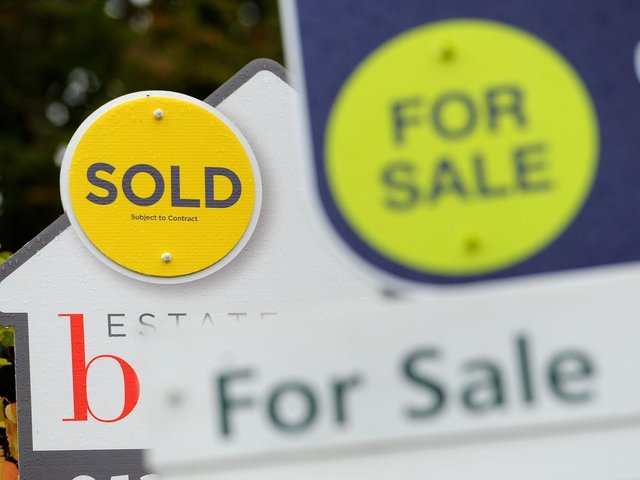 Many areas of North Kirklees saw an increase in the average house price between September 2019 and September 2020