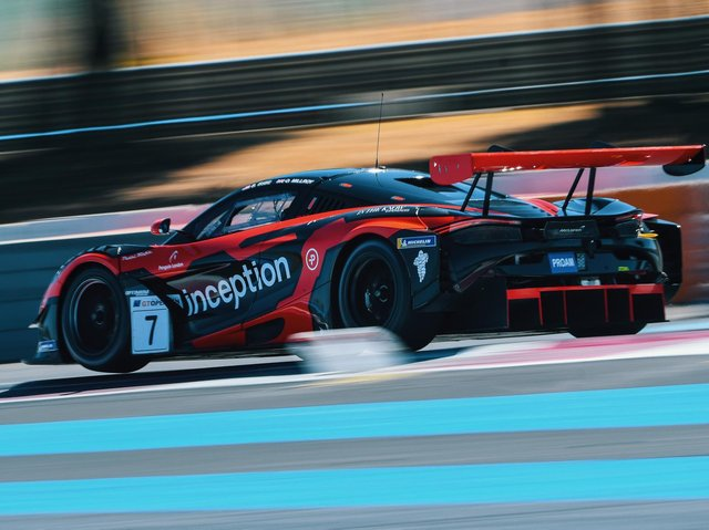 Inception Racing, who are returning to the International GT Open in 2021.