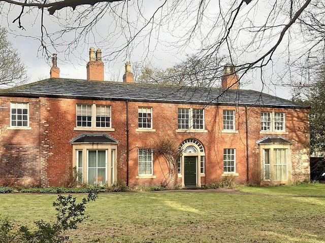 Red House, Gomersal