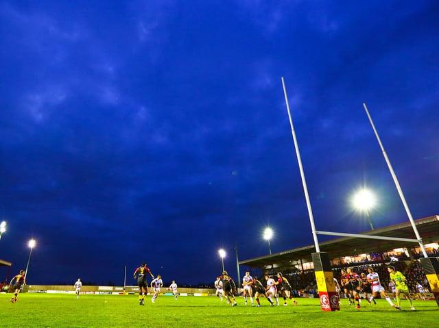 The Tetley's Stadium, Dewsbury. Picture by Alex Whitehead/SWpix.com