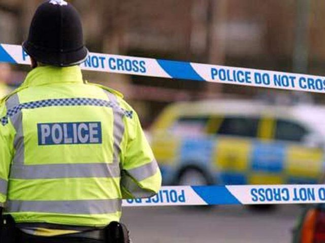 Police are appealing for witnesses to the incident on Church Lane, Heckmondwike on Friday, May 14