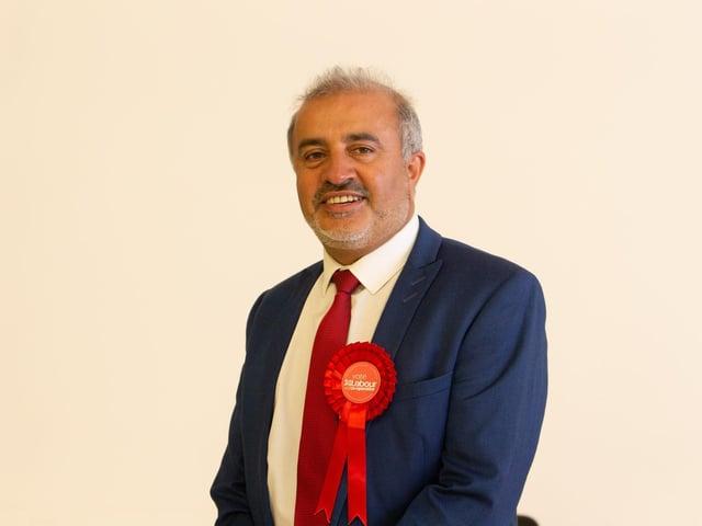 Shabir Pandor (Labour, Batley West) has been re-elected as leader of Kirklees Council