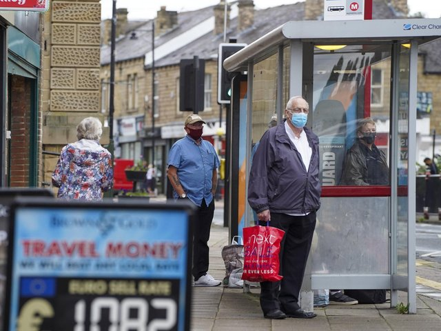 Residents across Kirklees have been issued new guidance not to travel outside their local area following rises in cases of the Indian variant.