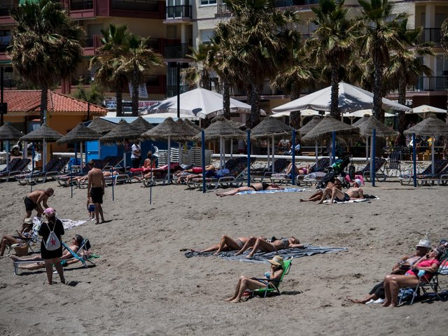 HOLIDAY HOTSPOT: Spain is still on the amber list. Photo: Getty Images