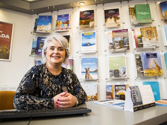Jo Richards, at Tivoli Travel in Mirfield, says the Government has been giving mixed messages