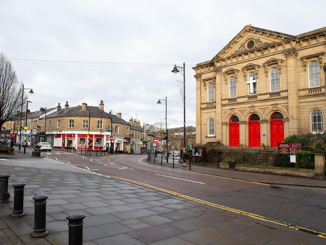 Batley and Spen would become Batley and Hipperholme under the proposed changes
