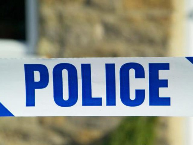 Police were called to a collision near Wilton Park, on Bradford Road, Batley, on Sunday afternoon.