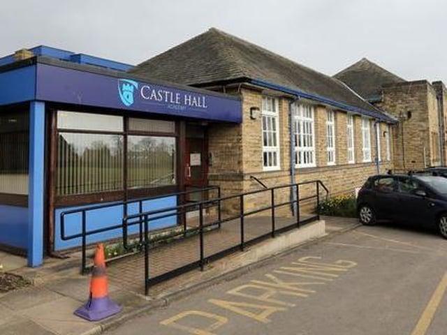 Castle Hall Academy in Mirfield