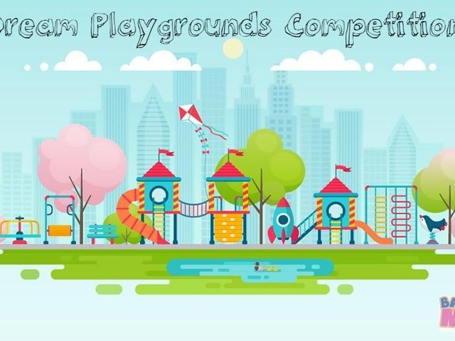 Online discount toy retailer Bargain Max has launched a competition in Dewsbury for children up to 16 years old to design, draw and describe their dream playground