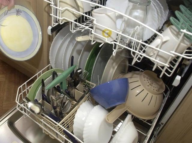 NATIONAL TALKING POINT: Dishwasher etiquette.