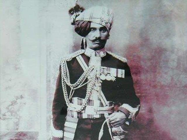 Colonel Bhadur Balu Singh