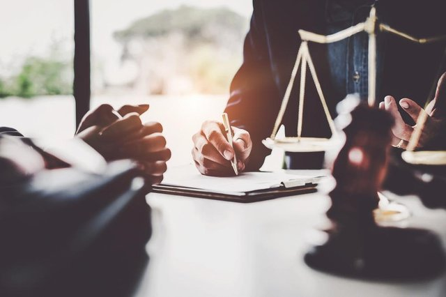 Affordable legal help is available to people.